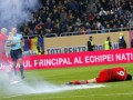 Левандовски пострадал от взрыва петарды в матче отбора ЧМ-2018