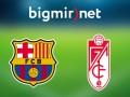 Барселона - Гранада 1:0 Онлайн трансляция матча чемпионата Испании