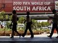 Журналистам в ЮАР не советуют посещать общественные туалеты в одиночку