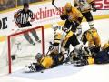 НХЛ: Нэшвилл оказался сильнее Питтсбурга и сравнял счет в серии