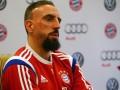 Франк Рибери: Может быть, мой сын наденет футболку сборной Германии