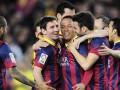 Барселона - Райо Вальекано 6:0 Видео голов матча