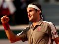 Федерер одержал юбилейную победу на турнире в Галле