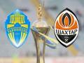 Тернополь - Шахтер 0:5 трансляция матча Кубка Украины
