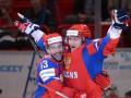 Россия победила Норвегию в четвертьфинале ЧМ по хоккею