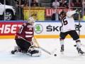 ЧМ по хоккею: Канада побеждает, Германия по буллитам обыгрывает Латвию