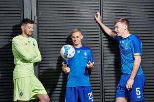 Игроки Динамо снялись в фотосессии в новой форме