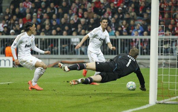 Нойер стал героем полуфинального противостояния с Реалом