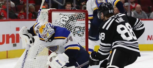 НХЛ: Баффало уничтожил Нью-Джерси, Чикаго всухую уступил Сент-Луису