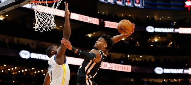 НБА: Атланта с Ленем уничтожила Голден Стэйт, Нью-Йорк крупно проиграл Милуоки