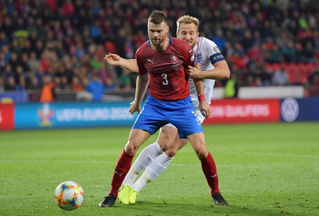 Чехия - Англия: видео голов