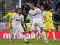 Вильярреал играет вничью с мадридским Реалом