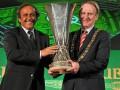 Кубок Лиги Европы прибыл в Дублин