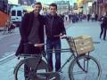 Полузащитник Днепра уехал в Голландию и побывал на улице Красных фонарей