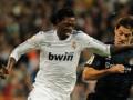 Адебайор: Надеюсь, останусь в Реале надолго