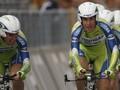 Команда Liquigas-Doimo выиграла четвертый этап Giro d'Italia