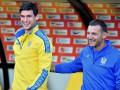 Караваев, Миколенко, Яремчук - в стартовом составе сборной Украины против Португалии