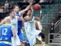 Кубок Европы FIBA: Химик проиграл впервые в евросезоне
