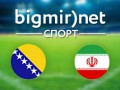 Босния и Герцеговина – Иран: Где смотреть матч Чемпионата мира по футболу 2014