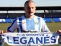 Украинский игрок Леганеса может перебраться в Барселону