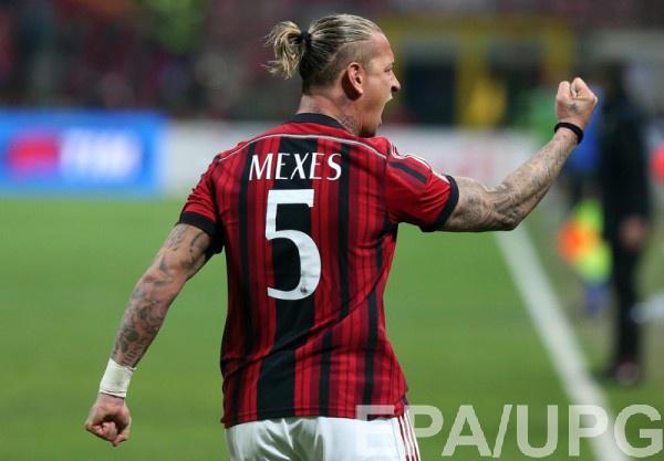 Мексес и другие покидают Милан