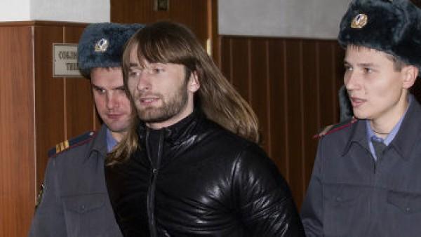 Бекхан Ибрагимов в зале суда три года назад
