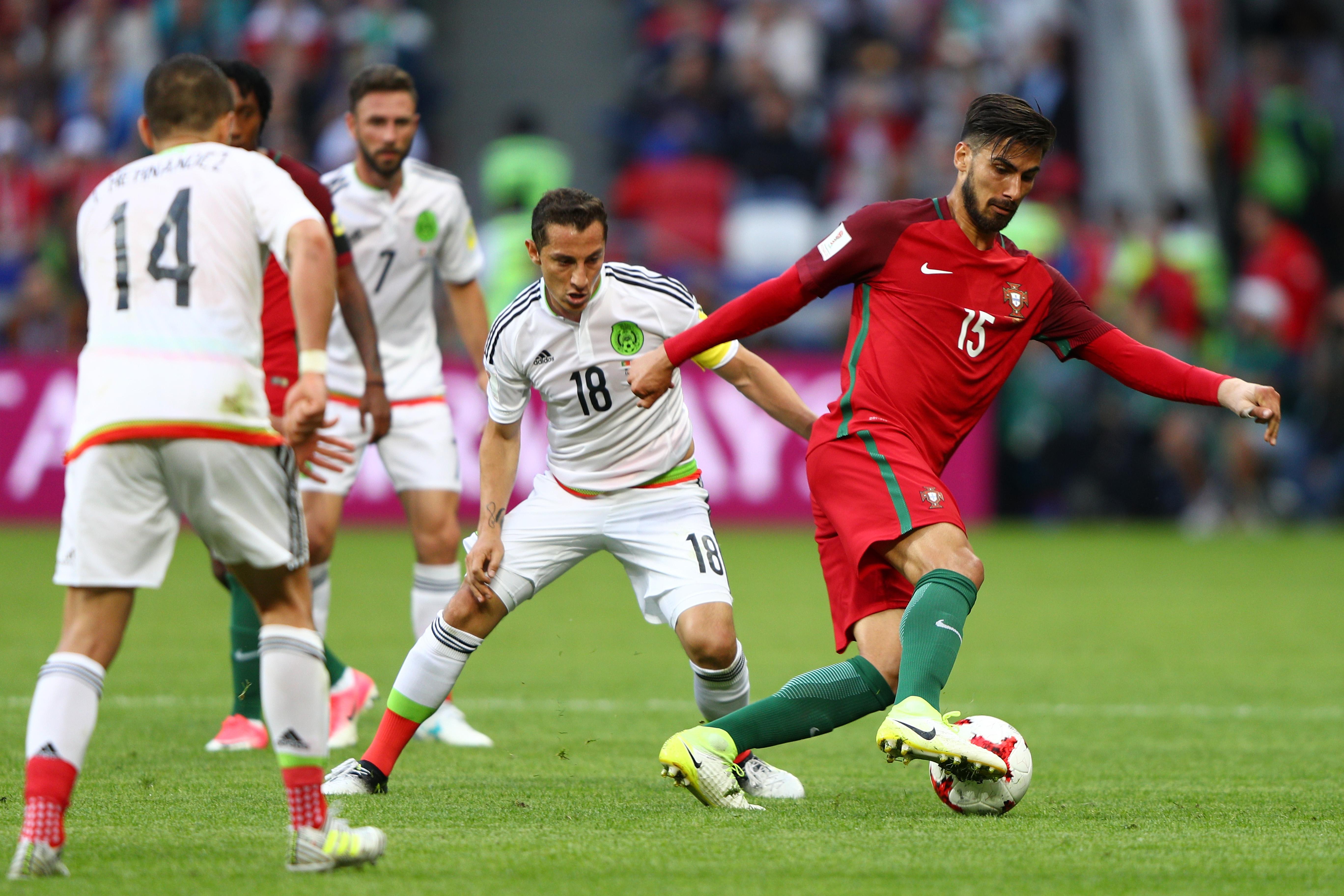 Португалия иМексика назвали составы наматч забронзу Кубка конфедераций