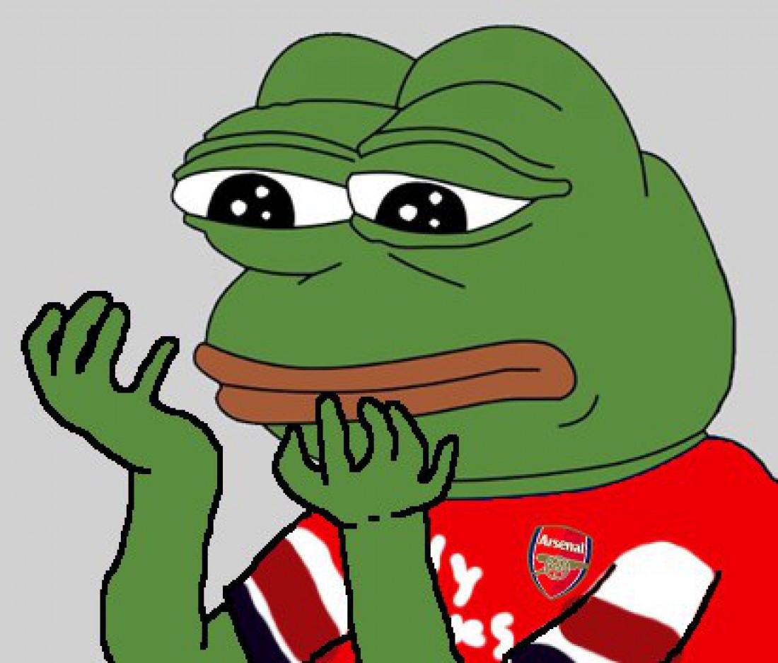Фанаты Арсенала прямо сейчас