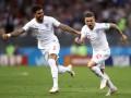 Сборная Англии установила рекорд по количеству забитых голов со стандартов на ЧМ