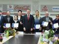 Харлан и еще пять украинских фехтовальщиков вошли в международный Зал славы