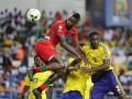 Кубок африканских наций стартовал с сенсации