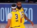 НБА: Лейкерс увеличили преимущество в серии над Денвером
