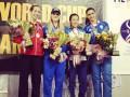 Фехтование. Украинские саблистки выиграли два золота на Кубке мира