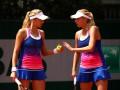 US Open (парный разряд): сестры Киченок завершили выступление на турнире