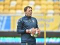 Пятов стал лучшим игроком матча Португалия - Украина