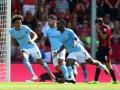 Игроки Манчестер Сити весело отгуляли победу над Борнмутом