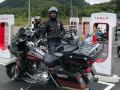 Шовковский на мотоцикле объехал 9 стран за 13 дней