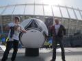 Песня на 100 тысяч долларов. На НСК Олимпийский начались съемки клипа неофициального гимна Евро-2012