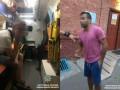 Украинские футболисты избили таксиста, отказавшись ему платить