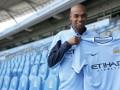 Фернандиньо прокомментировал свой переход в Манчестер Сити