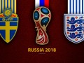 Швеция – Англия 0:1 онлайн трансляция матча ЧМ-2018