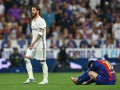 Защитник Реала дисквалифицирован на один матч за фол на Месси