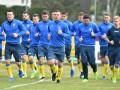 Украина подходит к матчу с Хорватией без травмированных