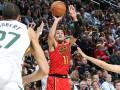 НБА: Юта разгромила Атланту, Хьюстон уступил Денверу