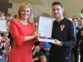 Защитник Динамо получил государственную награду Хорватии