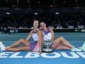 Младенович и Бабош вновь завоевали титул чемпионок парного разряда Australian Open