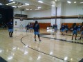 Баскетболистки устроили массовую драку в матче студенческой лиги США