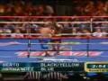 Берто нокаутирует Эрнандеса в первом раунде