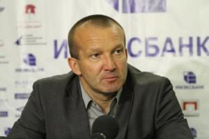 Григорчук расчитывает на 30 футболистов в Лиге Европы