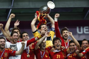 Viva Espana. Триумф сборной Испании на Евро-2012